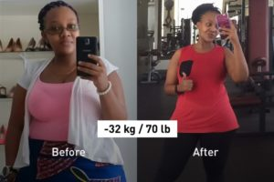 Top Tips for Losing the Baby Weight: Marystella's Down 32 kg
