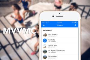 MVVMC – Adapting the MVVM Design Pattern at Runtastic