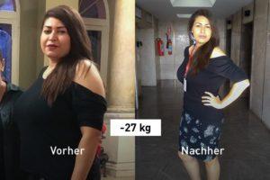 -27 kg mit dem Runtastic-Trainingsplan: Luandas Geschichte