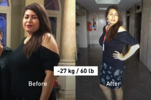 -27 kg with the Runtastic Weight Loss Running Plan – Luanda's Story