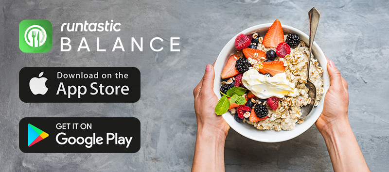 Runtastic Balance Download Banner