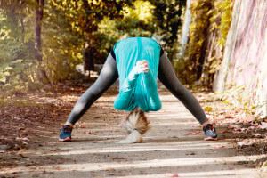 10 Yoga-Übungen, die du nach dem Lauf machen kannst (Teil I)