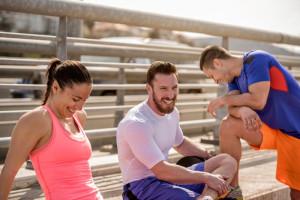 Training mit Freunden: So klappt's mit der Motivation