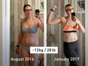 How a Mother Lost 13 kg (29 lb) with Runtastic Results