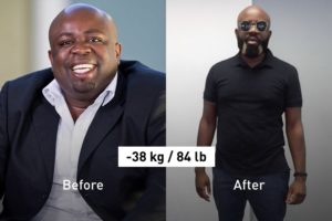 How Hafeni Lost 38 Kg, Got off All His Meds & Gained His Life Back
