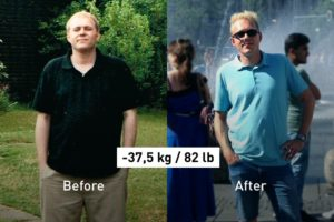 """-37.5 kg and Fitter Than Ever Before: """"I Love My New Life!"""