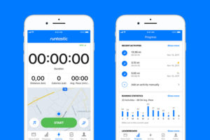 Runtastic App 8.0: Fresh New Design, Same Old Sweat