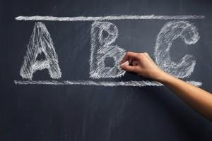Das kleine Abnehm-ABC