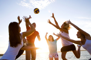 Workout of the Month: Get Fit While Spending Time with the Kids