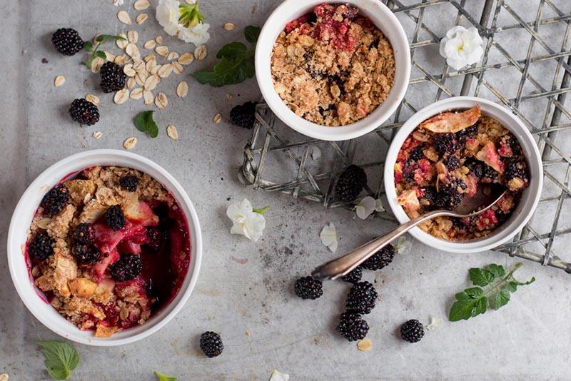 Desayuno saludable para el invierno