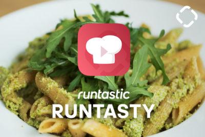 Healthy Recipe: Whole Grain Pasta with Vegan Broccoli Pesto