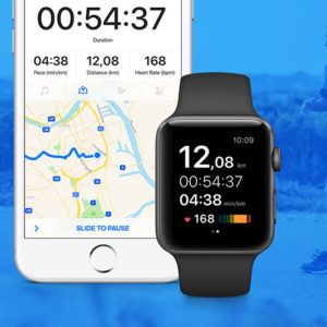 Runtastic per Apple Watch: secondo schermo e app standalone