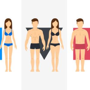 Welcher Körpertyp bist du und wie solltest du trainieren?