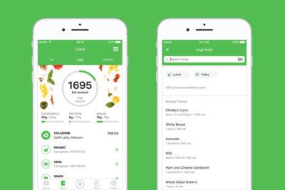 Nuove funzioni per Balance: scanner di codici a barre e pasti recenti