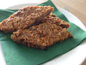 A Healthy Power Snack: Ursula's Sweet Treat