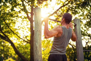 Master Your First Pull-up with These Four Exercises