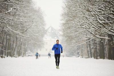 Laufen im Winter: <br> Die heißesten Tipps und Tricks