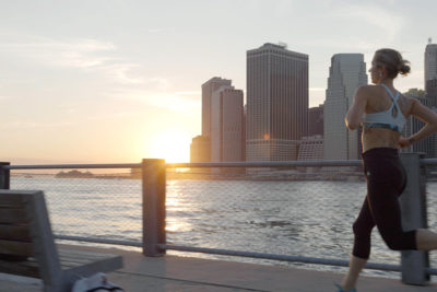 Jessie Zapo is Empowering Women Runners in NYC