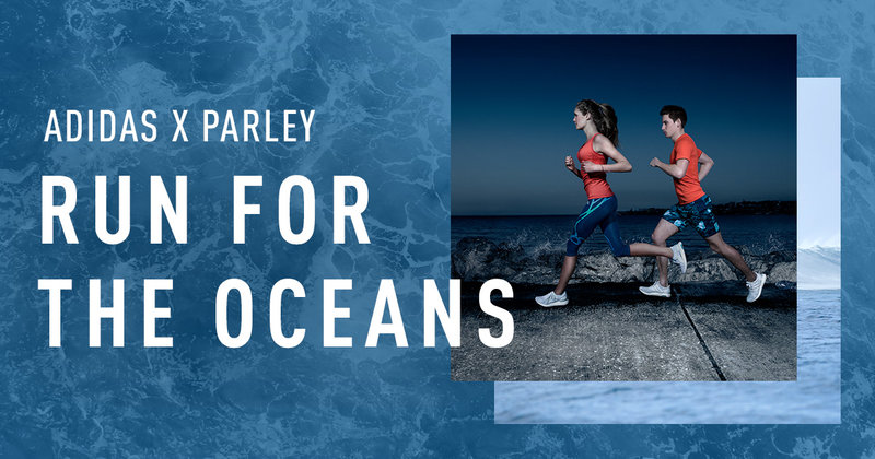 Run for the oceans Banner