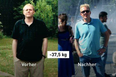 """-37,5 kg und fitter denn je: """"Ich genieße mein neues Leben!"""""""