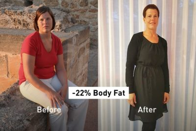 -22% Body Fat: How Ilona Lost Her Pregnancy Weight with Diet and Exercise
