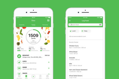 New Features for Balance out Now: Barcode Scanner & Recently Tracked