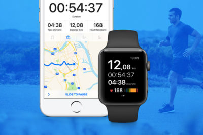 Runtastic for Apple Watch: 2nd Screen and Standalone App