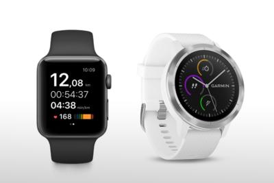 Smartwatch und Co.: Diese Geräte & Apps funktionieren mit Runtastic