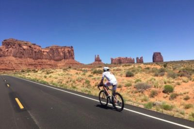 Extreme Cyclist Gulewicz on Bicycling, Motivation & Runtastic