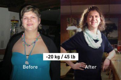 Cómo conseguí perder 20 kg apuntando mis comidas con Balance