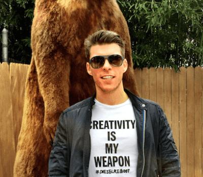 Fünf Minuten mit Florian: Unser CEO bei SXSW