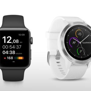 Quelles montres connectées et applis s'intègrent à Runtastic ?