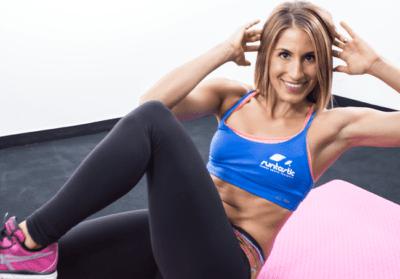 Workout des Monats: Die beste Übung für sexy Bauchmuskeln