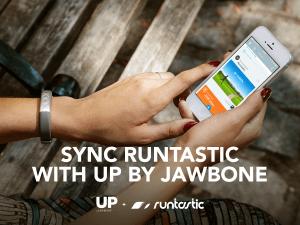 NEU: Deine Fitnessaktivitäten jetzt auch in der Jawbone App