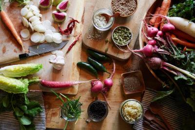 5 fruits et légumes incontournables du mois d'octobre
