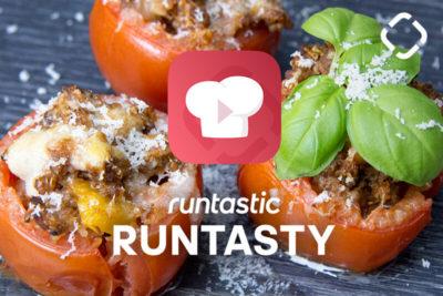 Raffiniertes Rezept: Gefüllte Tomaten mit Hackfleisch und Quinoa