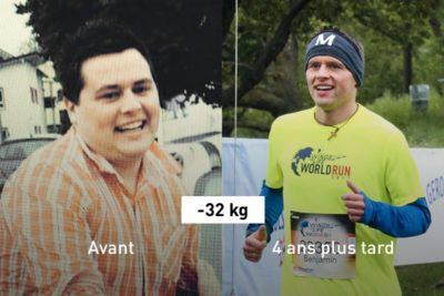 Le secret de Benni pour perdre 32 kg : la course à pied !