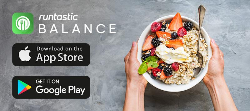 Runtastic Balance Download Banner