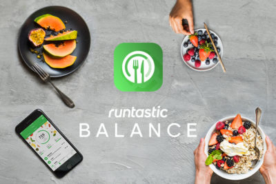 Runtastic Balance App – Food Tracking Has Never Been Easier