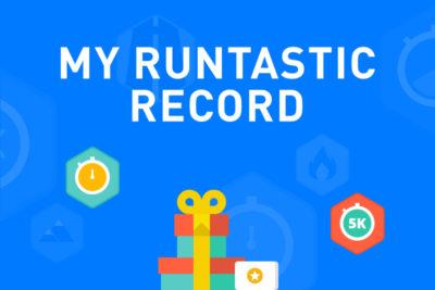 #MyRuntasticRecord : participez et gagnez de super cadeaux !