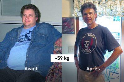 Comment Joe a réussi à perdre 59 kg grâce à la marche à pied !