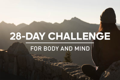 Fit Mind, Fit Body: The 28-Day Challenge for the Jumpstart You Need
