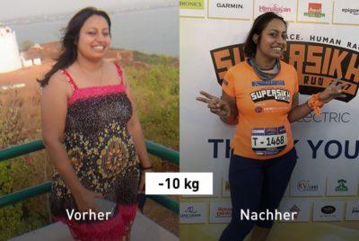 """-10 kg: """"Dieses Jahr schaffe ich einen Marathon!"""""""