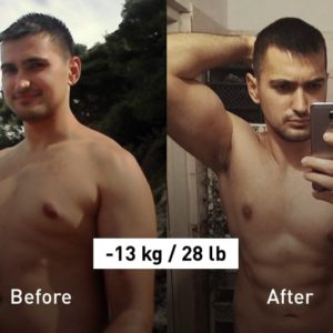 -13 kg: Stronger and Leaner Thanks to Running and Bodyweight Training