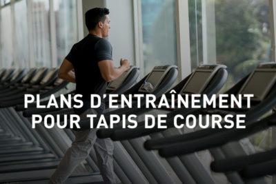 Fitness - Programme d entrainement sur tapis de course ...