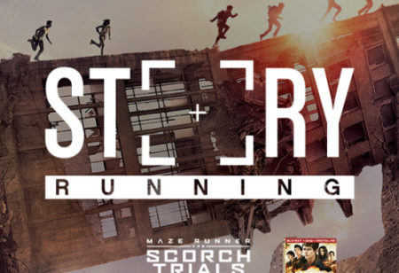 Story running scorch trials