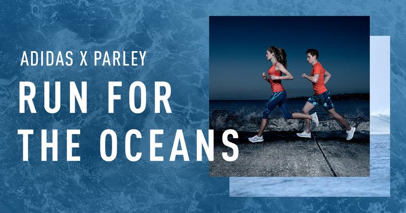 Run for the oceans Banner