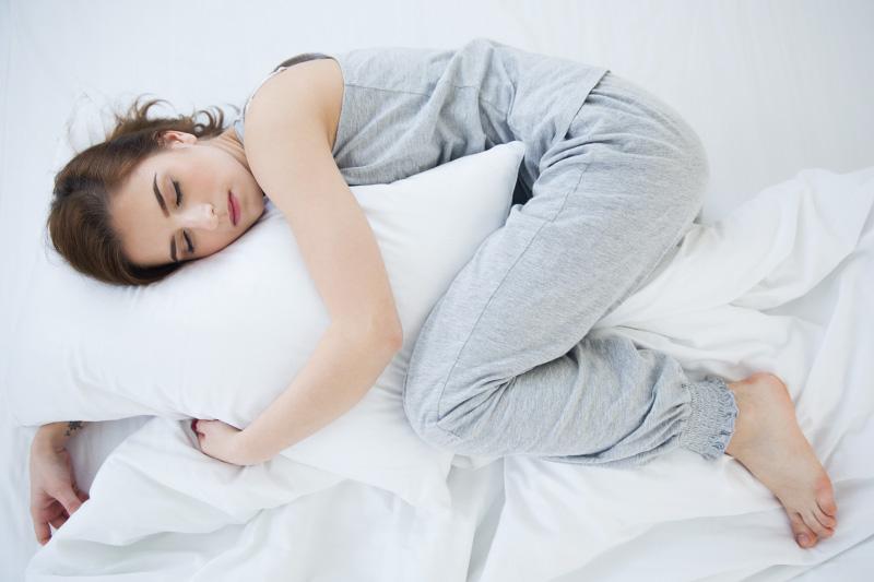 Bedeutung Schlafposition