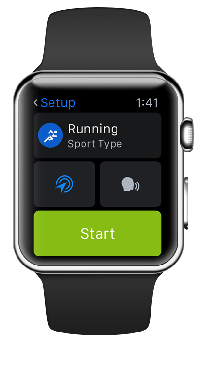 With Runtastic on Apple Watch, you're able to use your watch as a 2nd  screen while tracking your fitness activities with your smartphone, or as a  standalone ...