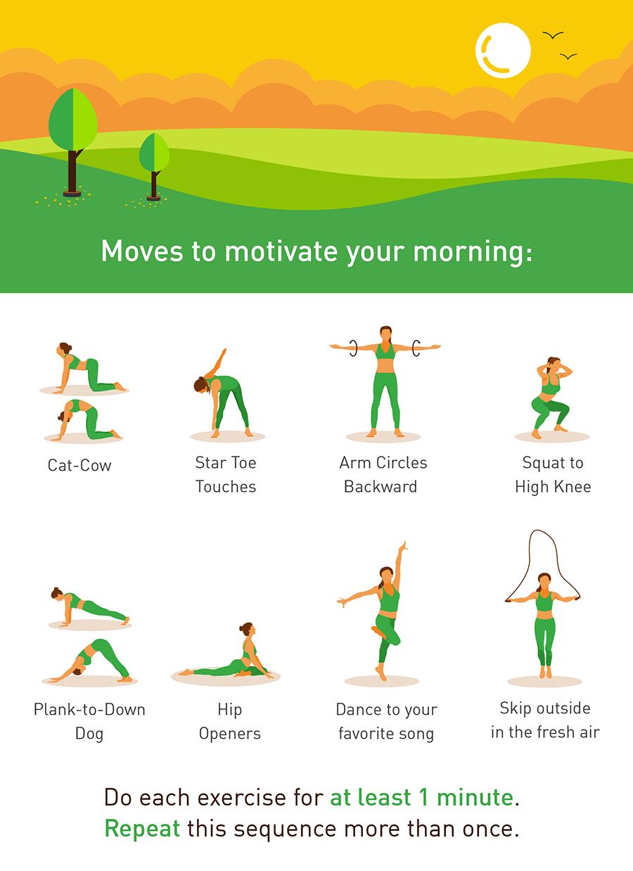 Morgenroutine: Tipps für den besten Start in den Tag!